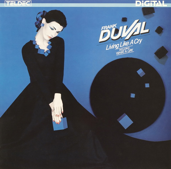 "Альбом ""Living Like A Cry"" (1984) - разные версии альбома FrankDuval-LivingLikeACry_zps3bda8eec"