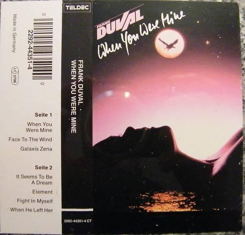 Альбомы Франка Дюваля на аудиокассетах FrankDuvalWhenyouwereMine_zps98395ac1