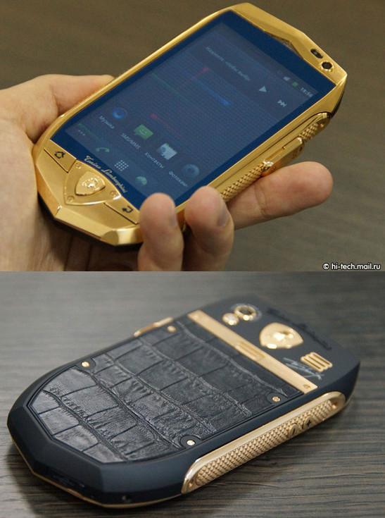 Телефоны, смартфоны, электронные гаджеты LamborghiniTL700