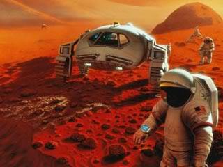 Космос, пилотируемый полет на планету Марс и т.д. Mars2