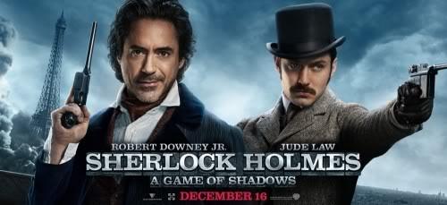 Новые фильмы в кинотеатре - рецензии, отзывы, рекомендации SherlockHolmes