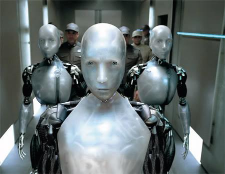 Развитие робототехники Robot