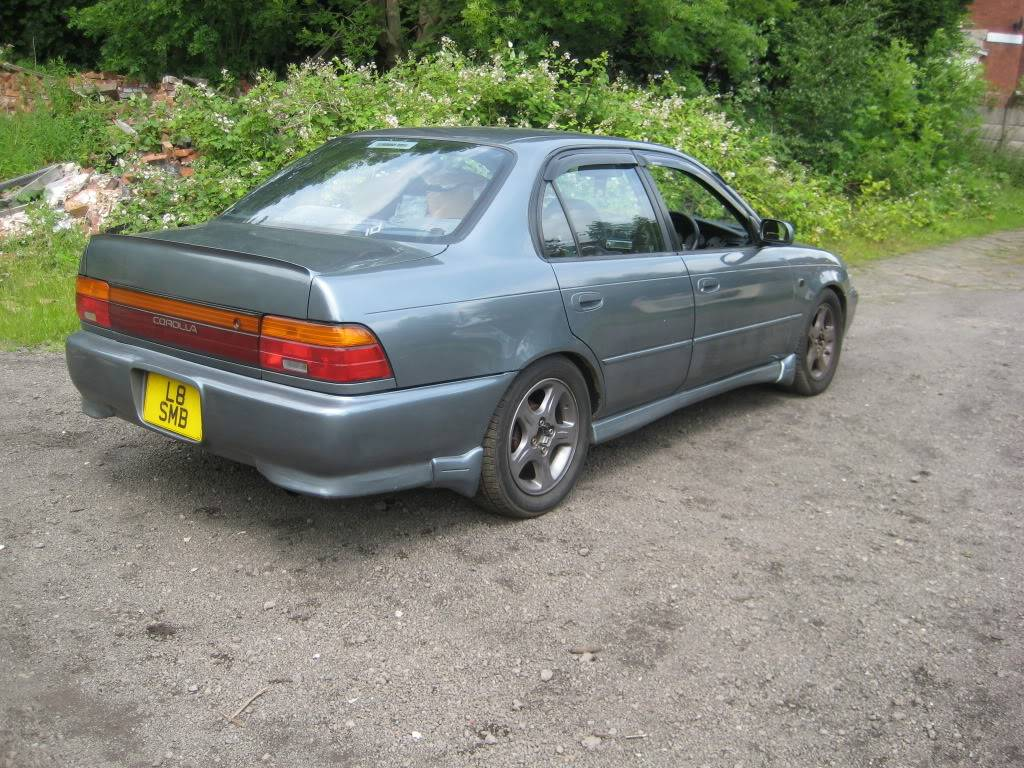 ★ 1993 Toyota Corolla 花冠 ターボ Saloon ★  - Page 3 IMG_3564