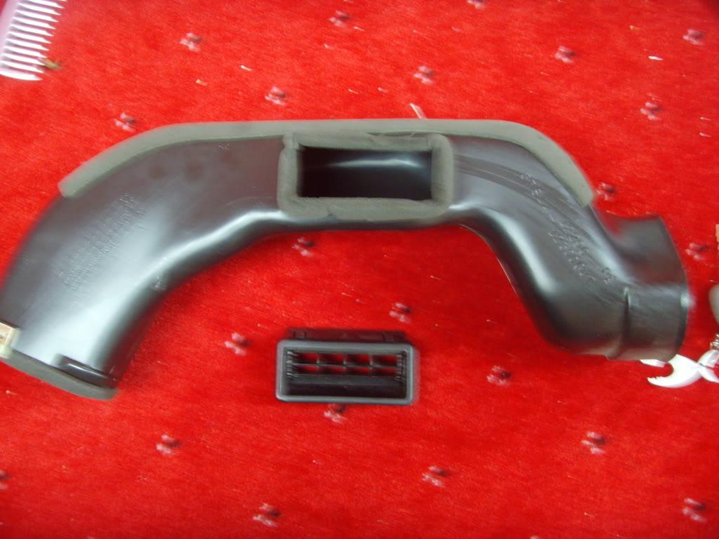 Rare Crotch Air Vent SNV30244