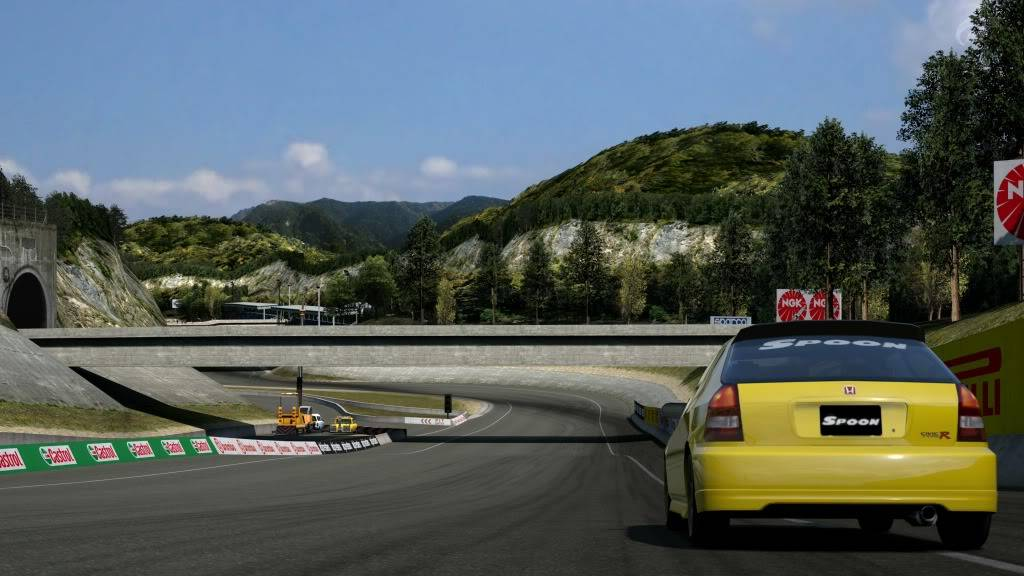GT5 Pictures TrialMountainCircuit