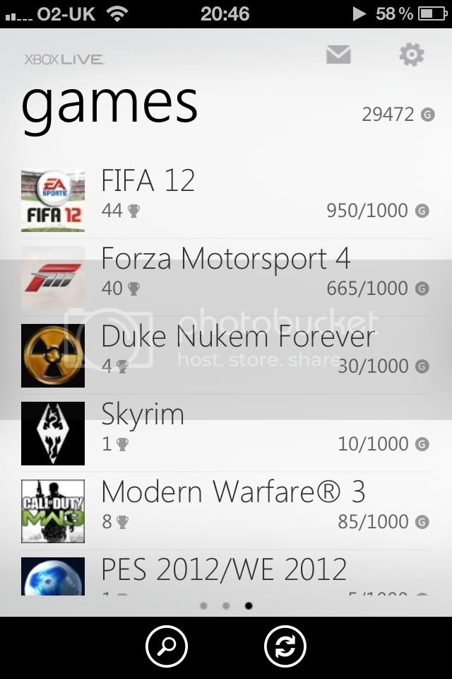 New Xbox Live iPhone app 9a8ddeca