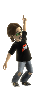 How to select a custom pose for your Xbox Avatar Forza02