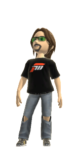 How to select a custom pose for your Xbox Avatar Forza03