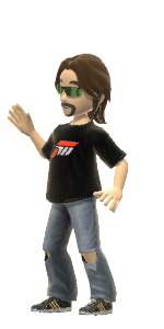 How to select a custom pose for your Xbox Avatar Forza05