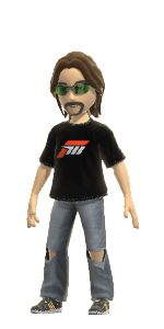 How to select a custom pose for your Xbox Avatar Forza06