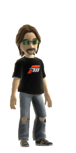 How to select a custom pose for your Xbox Avatar Forza07