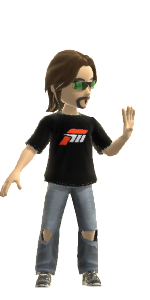 How to select a custom pose for your Xbox Avatar Forza08