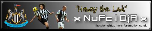 Football Team Signatures Newcastle1a