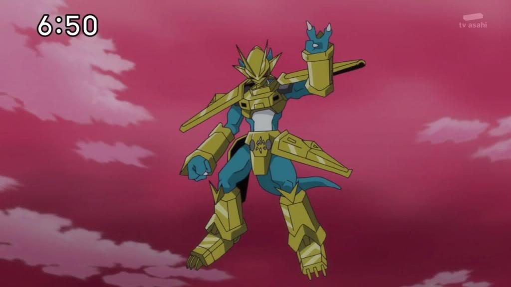 Que controvérsias o final de Digimon Hunters criou para as temporadas anteriores? Magnamonyo