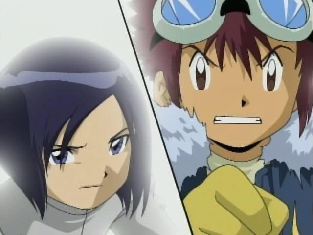 Que controvérsias o final de Digimon Hunters criou para as temporadas anteriores? Soup0050