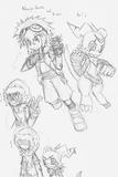 [デジタルゲート - Digital Gate arts] - Página 5 Th_daisukeveemon_sketch