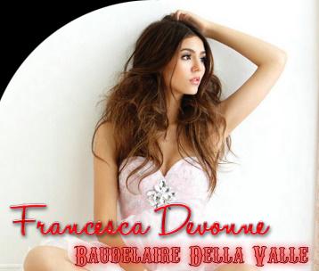 •} Francesca D. Baudelaire Francesca-Devonne