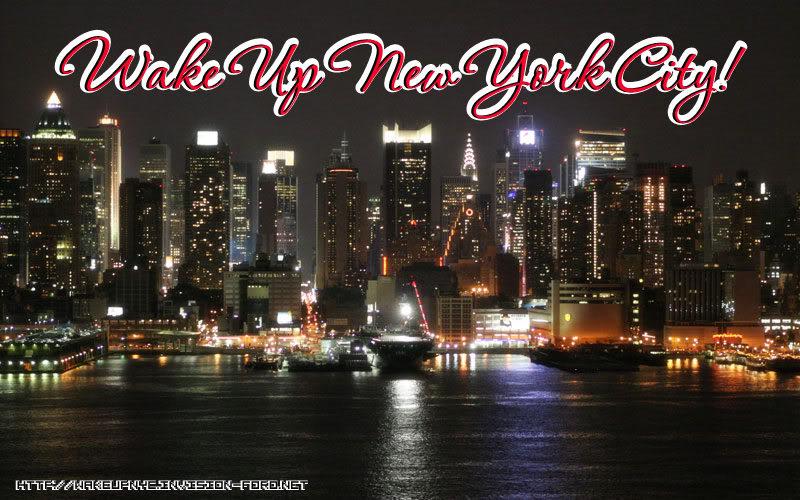 Wake Up NYC