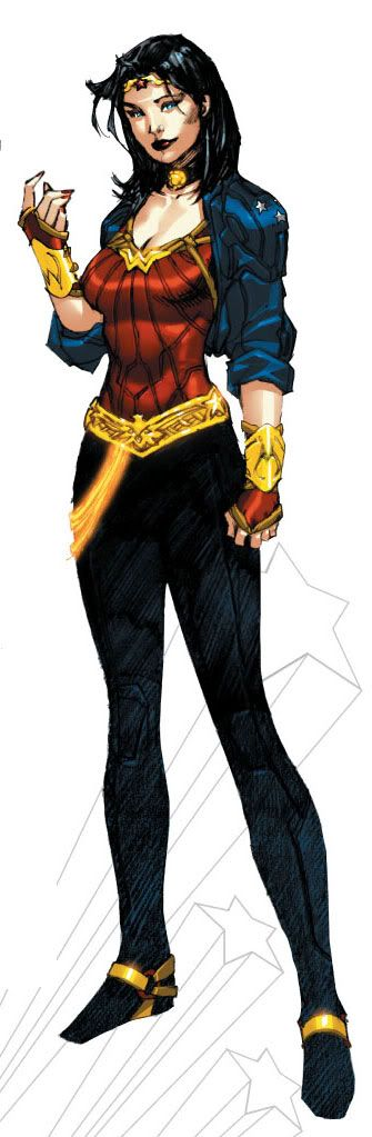 """NBC Green Light Pilot for """"Wonder Woman"""" from David E. Kelly  - Page 2 Newwwcostume"""