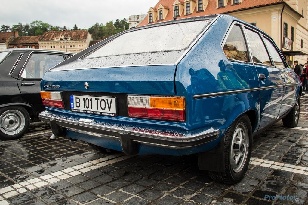 R25 V6T Dacia