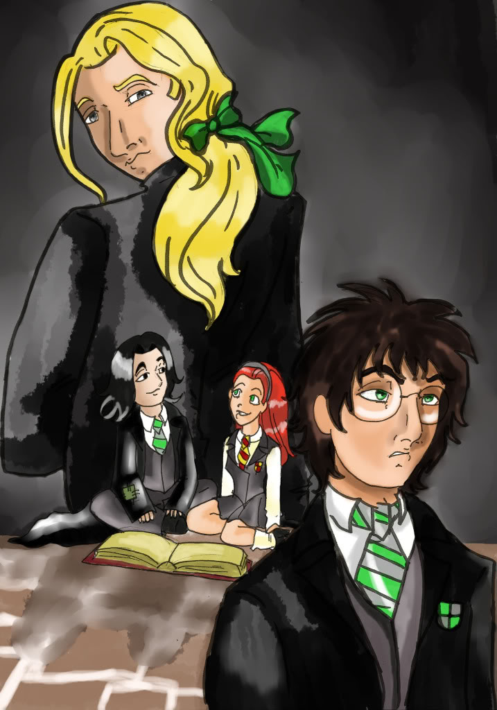 Selected Harry Potter Fan Art  LMHP
