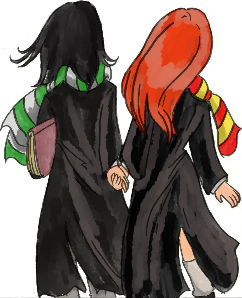Selected Harry Potter Fan Art  Lilysev