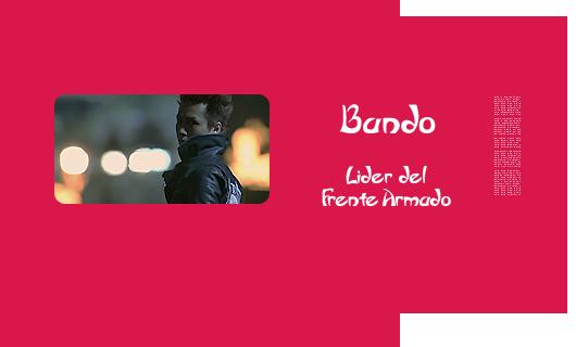 Personajes Cannon Japoneses Bando