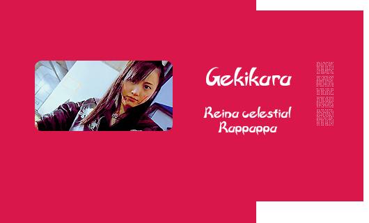 Personajes Cannon Japoneses Gekikara