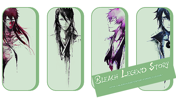 Bleach Legend Story
