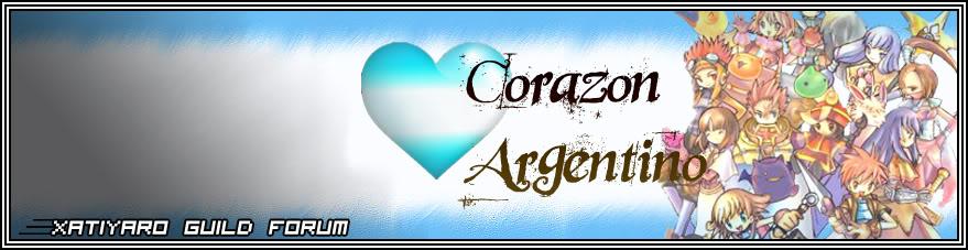 ~Corazón Argentino~