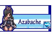 Aca una desaparecida(?) Firmaazabache