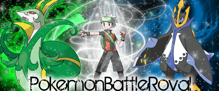 Pokemon Battle Royal