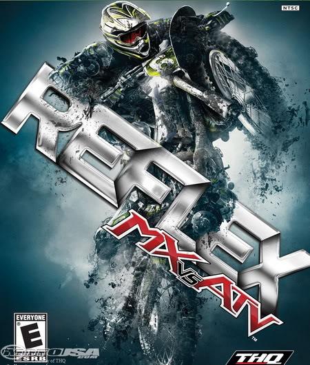 [RS] MX vs ATV Reflex 2010 SKIDROW+Crack 500MB Cover