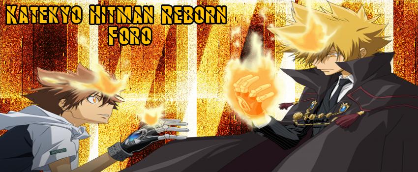 Katekyo Hitman Reborn !