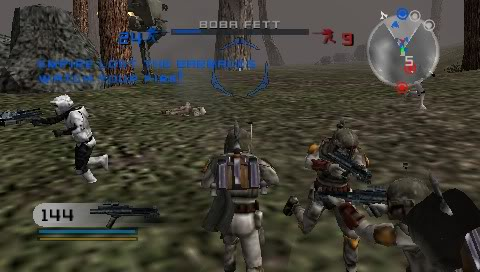 Starwars Battlefront 2 PSP mod BY me SCREENSHOTS :D - Page 2 Screen37