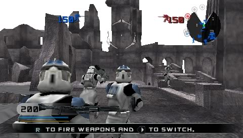Starwars Battlefront 2 PSP mod BY me SCREENSHOTS :D - Page 2 Screen49