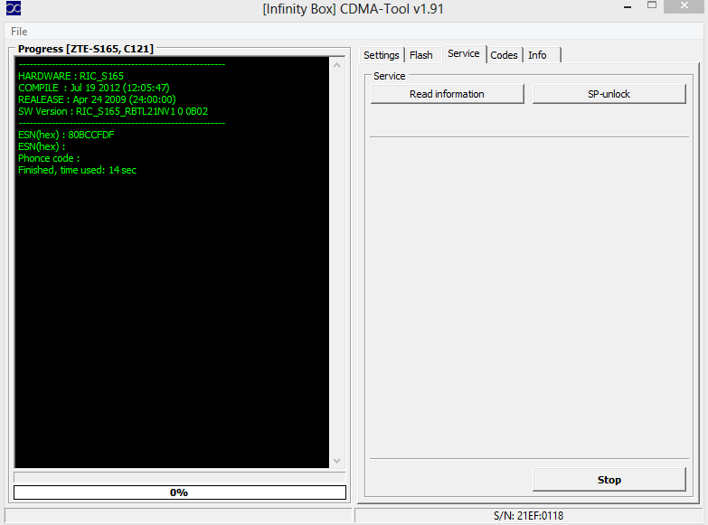 Logs of successfully unlocked/repaired phones by Infinity-Box CDMA-Tool  UnnamedQQScreenshot20121122101254