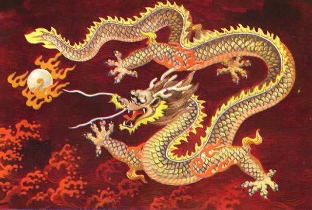 Historia de dragones Chinese-dragon-red