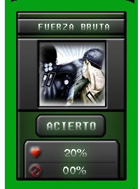 2 - Capitulo 1- Races Gantzers/ ZONA DE BATALLA 1 FUERZABRUTA20ACIERTO