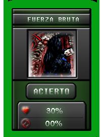 F0-03 Zona 2 [Gantzers] FUERZABRUTA30ACIERTO