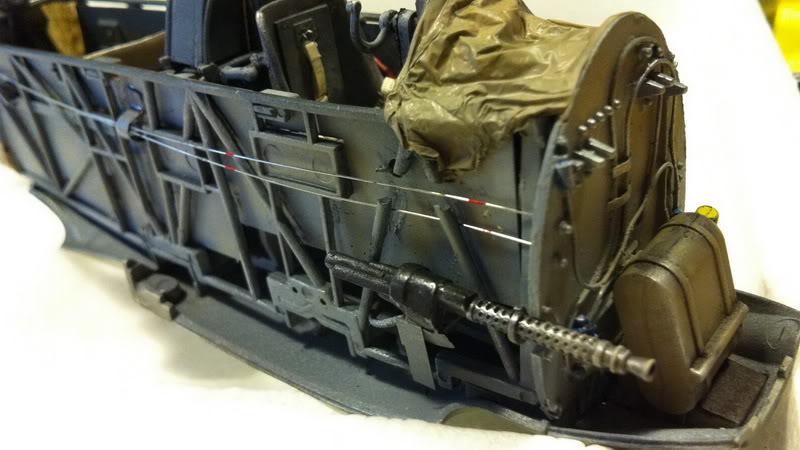 Project Arado Ar 196 A3 - Revell 1:32 + ship catapult HpH 1:32 IMG_3466