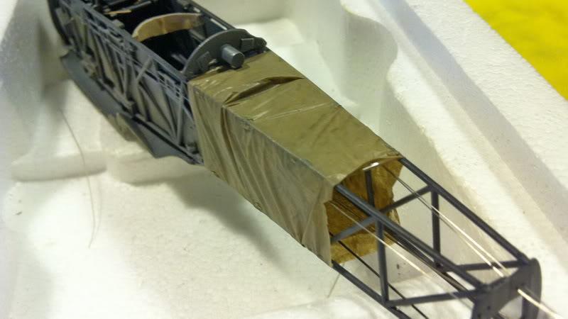 Project Arado Ar 196 A3 - Revell 1:32 + ship catapult HpH 1:32 IMG_3479
