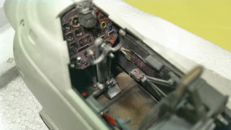 Project Arado Ar 196 A3 - Revell 1:32 + ship catapult HpH 1:32 IMG_3495
