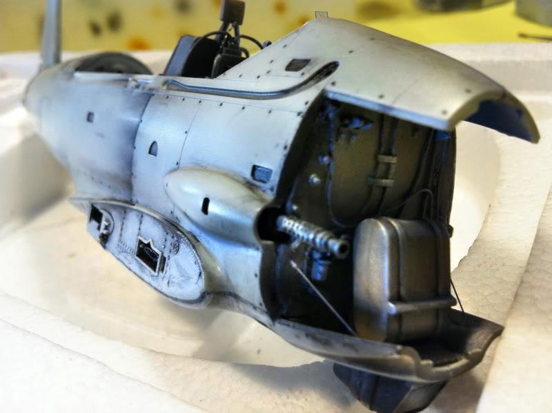 Project Arado Ar 196 A3 - Revell 1:32 + ship catapult HpH 1:32 IMG_3507
