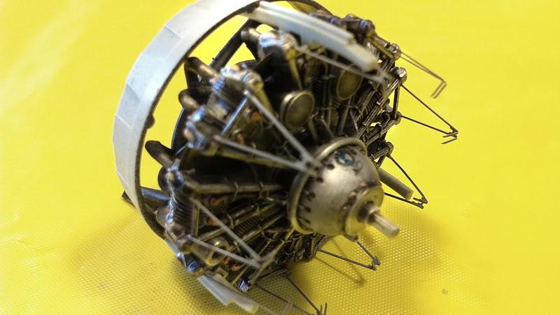 Project Arado Ar 196 A3 - Revell 1:32 + ship catapult HpH 1:32 IMG_3568