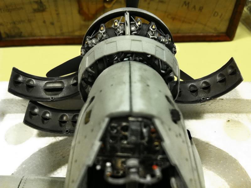 Project Arado Ar 196 A3 - Revell 1:32 + ship catapult HpH 1:32 IMG_3651