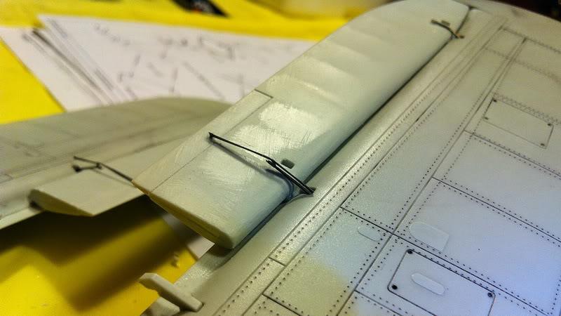 Project Arado Ar 196 A3 - Revell 1:32 + ship catapult HpH 1:32 IMG_3659