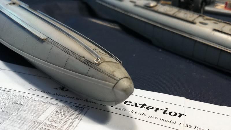 Project Arado Ar 196 A3 - Revell 1:32 + ship catapult HpH 1:32 IMG_3678