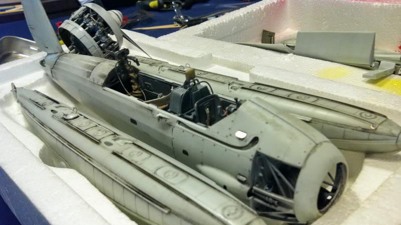 Project Arado Ar 196 A3 - Revell 1:32 + ship catapult HpH 1:32 IMG_3682