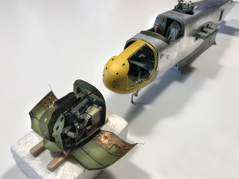 "MWP Project: North American B-25J  Mitchell ""Lady Lil"" 1/32 scale Gallery_7"